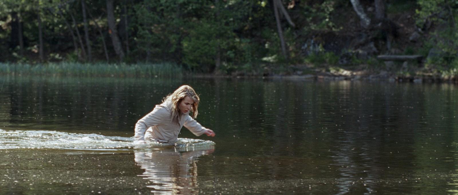 Babycall er en norsk thriller regissert av Pål Sletaune. Hovedroller: Noomi Rapace og Kristoffer Joner.
