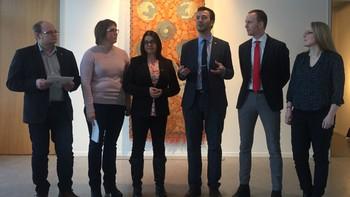 Pressekonferanse Nordnorsk Kunstmuseum
