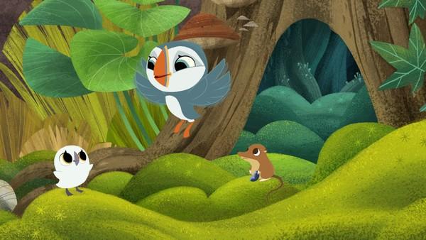 Una og Otto vil også fly!