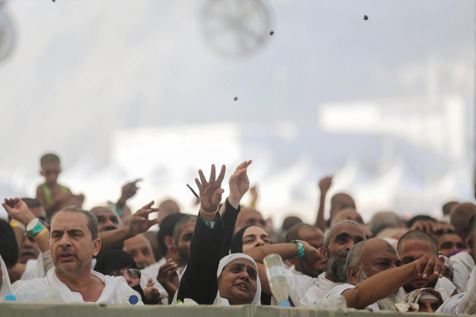 Hajj er en av islams fem søyler, som enhver troende muslim må gjennomføre en gang i livet dersom de er i stand til det.