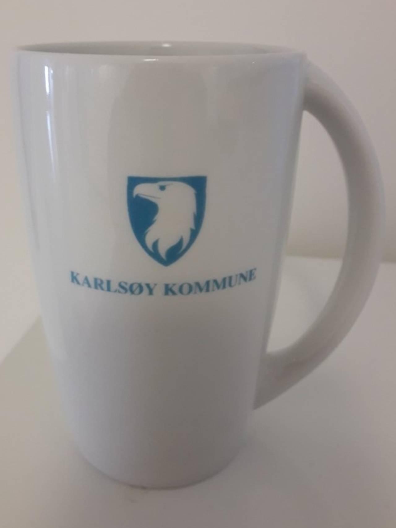 Karlsøy kommune sitt krus