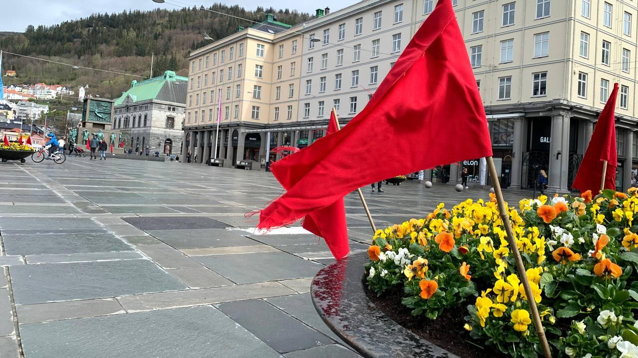 1. mai i Bergen 2020