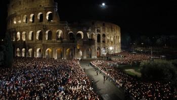 Påske i Roma