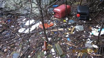 Søppel i Ryfylke