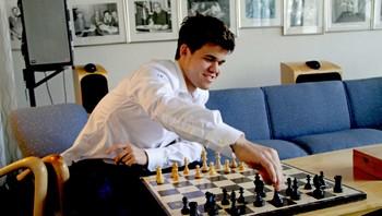 Sjakk-Magnus