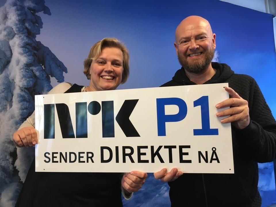 P1 Ettermiddag i Hedmark og Oppland