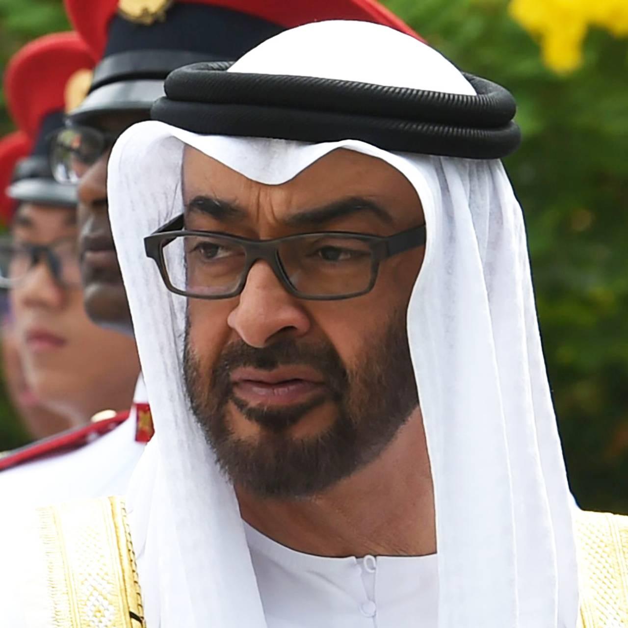 Bilde av De forente arabiske emirater: Mohammed bin Zayed