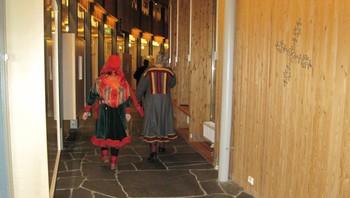 Sametingets korridor
