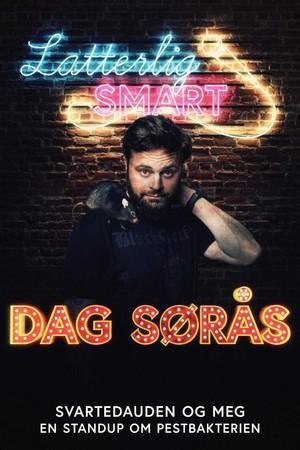 Latterlig smart: Dag Sørås - En standup om svartedauen