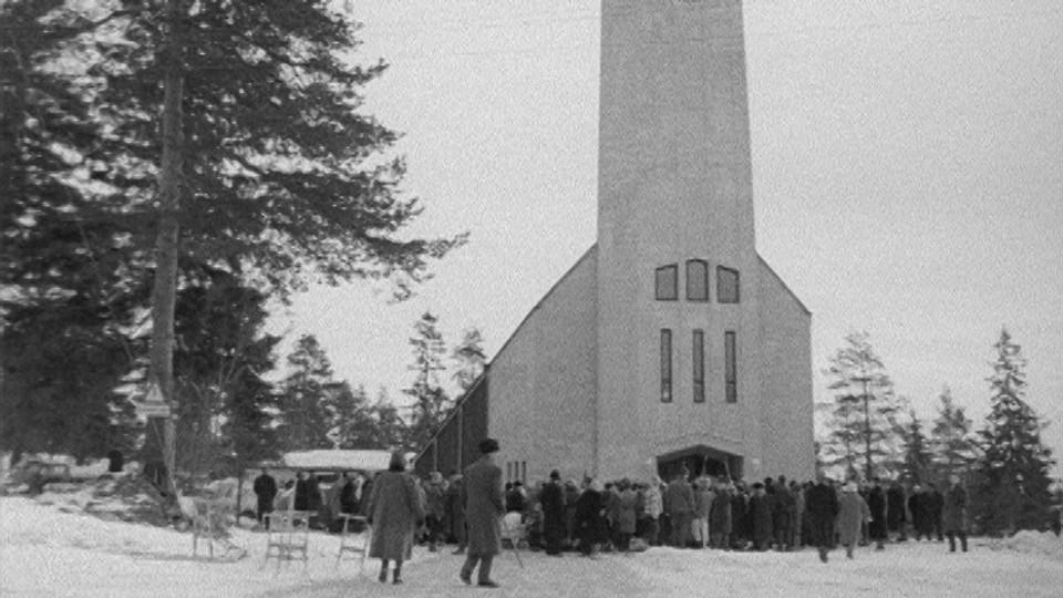 En ny kirke er reist