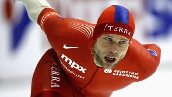 Eskil Ervik ble nummer 3 på 5000 meret i Berlin