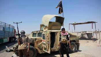 Krigere fra terroristorganisasjonen IS