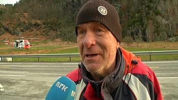 Den 63 år gamle mannen som har vært savnet i Flekkefjord, har nå kommet til rette. Han ble funnet av et redningshelikopter.