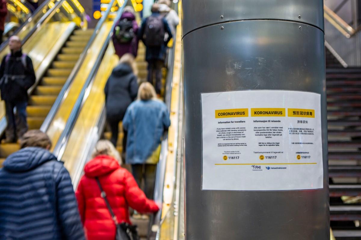 Smitte Eksperter Kritiserer De Norske Korona Tiltakene For Lite Og For Sent Nrk Urix Utenriksnyheter Og Dokumentarer