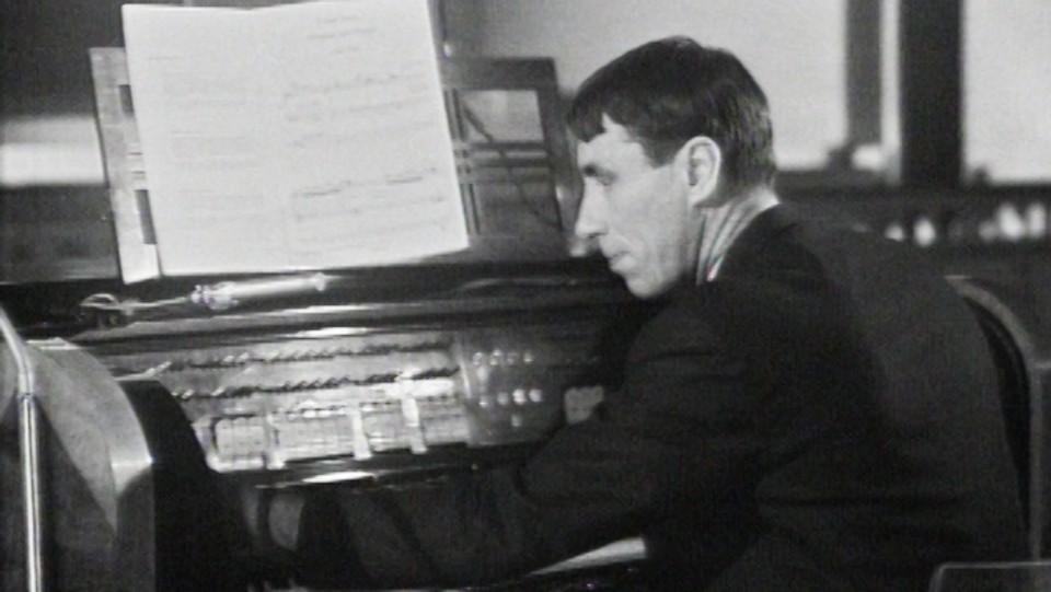 Pietist og ballettkomponist