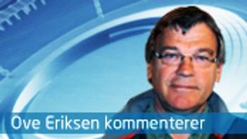 Ove Eriksen kommenterer