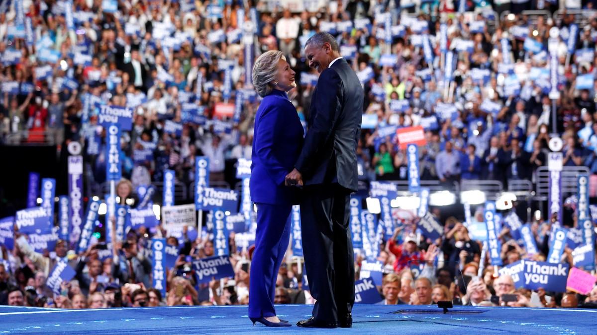 a9bfe428 Ber velgerne bære Hillary inn i Det hvite hus – NRK Urix – Utenriksnyheter  og -dokumentarer
