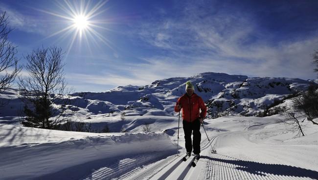 Det er drømmevær flere steder i Norge. Men sola kan være sterkere enn du tror.