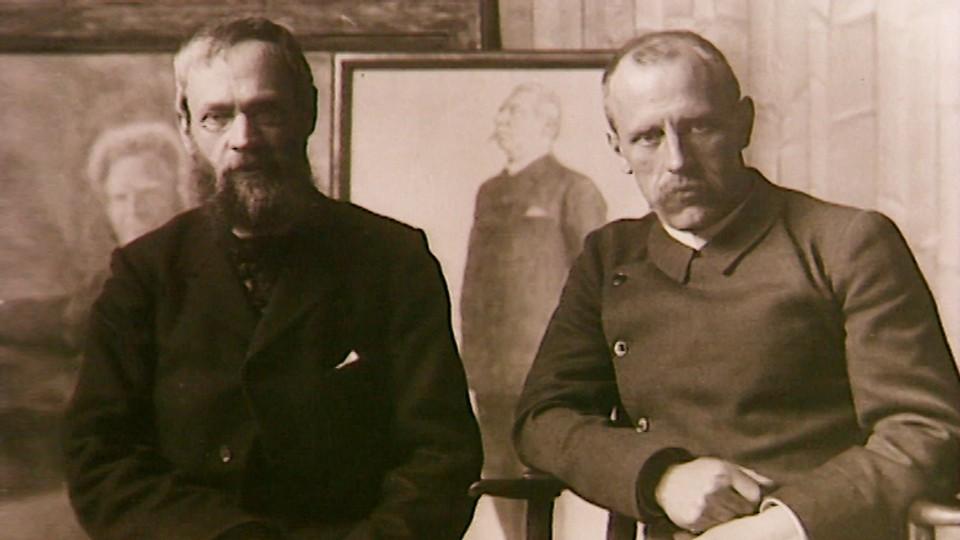 De bygget Norge. Erik Werenskiold og Lysakerkretsen