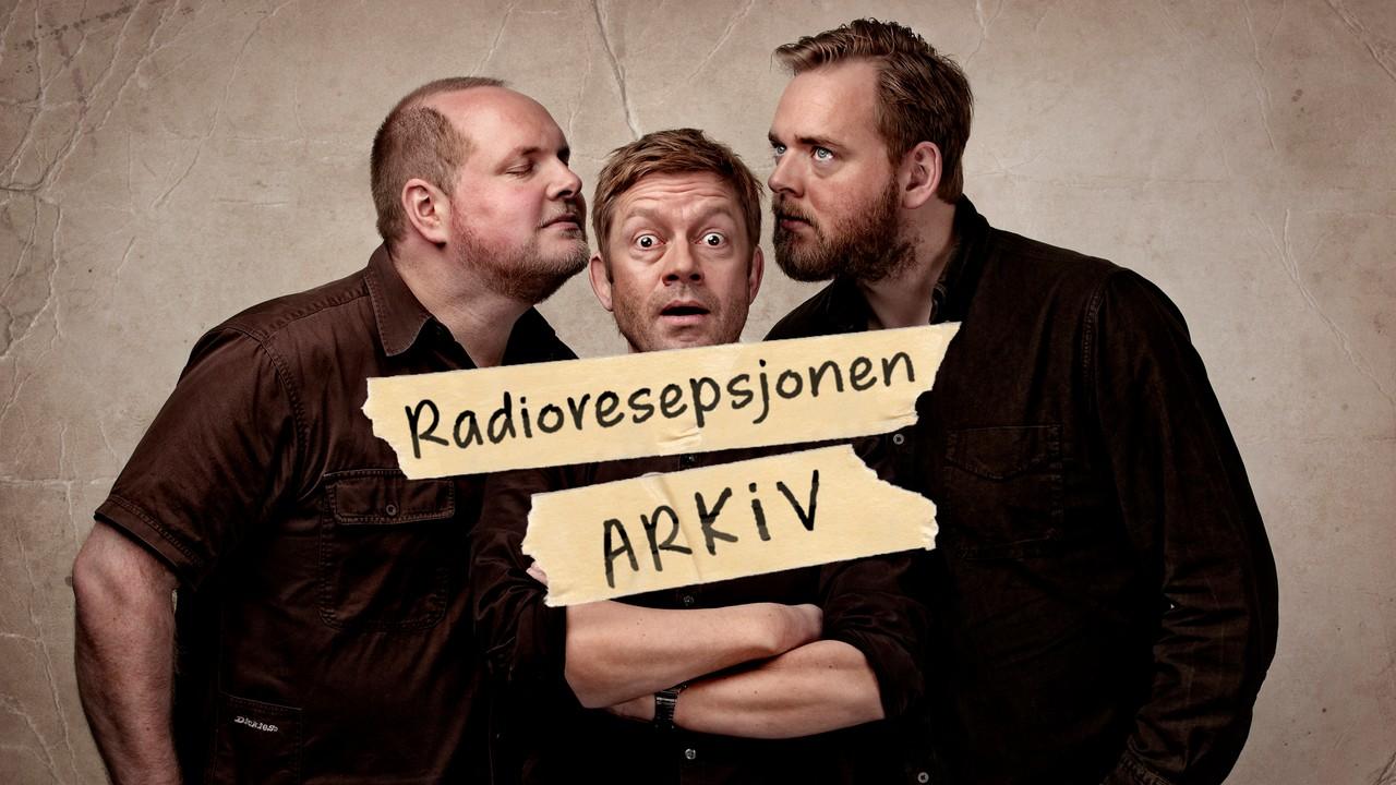nrk radio sendeskjema