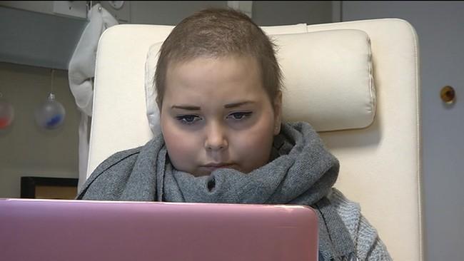 Ingvild (16) har leukemi Рlager ungdomsrom for ̴ hjelpe andre ...