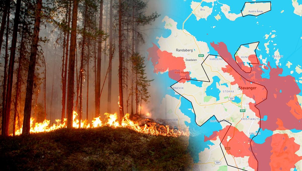 Hvor Store Er Brannene I Sverige Nrk Urix Utenriksnyheter Og