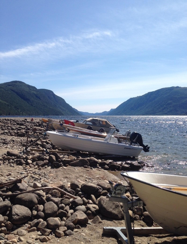 SANDVIKEN CAMPING I AUSTBYGD I TINN: Jeg mener at Sandviken Camping har Telemarks fineste badestrand fordi det har en fantastisk utsikt. Det er aldri fullt og alle er velkommen hit, beboere i bygda og gjester ved plassen, eller bare forbikjørende. Jeg har campet her i rundt 34 år og ligger fast med egen vogn. Det var her på denne stranden jeg traff mannen i mitt liv, som jeg traff for 25 år siden ❤️ Vi må hit hver sommer og vår datter på 14 elsker også dette stedet og stranden 😍. Det skriver Tonje Riis i sin begrunnelse.