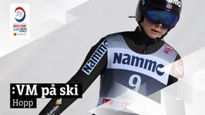 Ski - VM: Laghopp, kvinner
