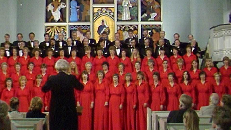 Kirkekonsert med Valen-koret