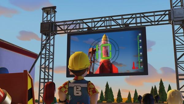Britisk animasjonsserie. Den minste raketten i verdensrommet.Mei skal sette ny i rekord i minste rakett som skytes ut i verdensrommet.