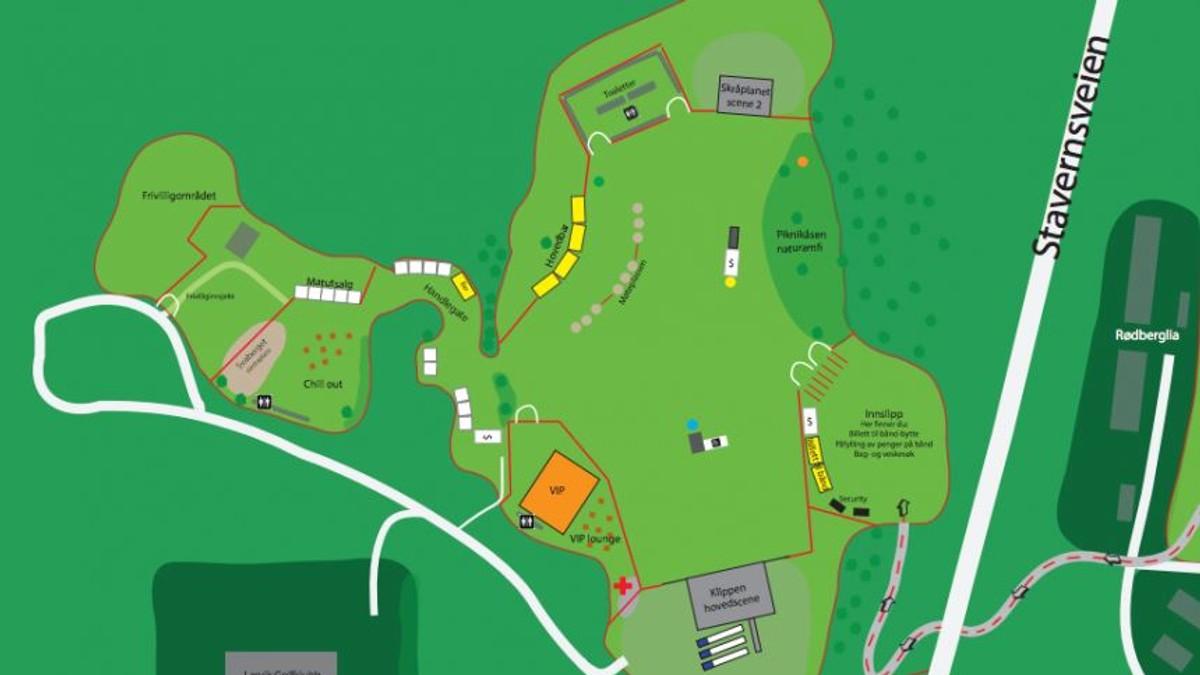 stavernfestivalen kart Her blir det Stavernfestival neste år – NRK Vestfold – Lokale  stavernfestivalen kart