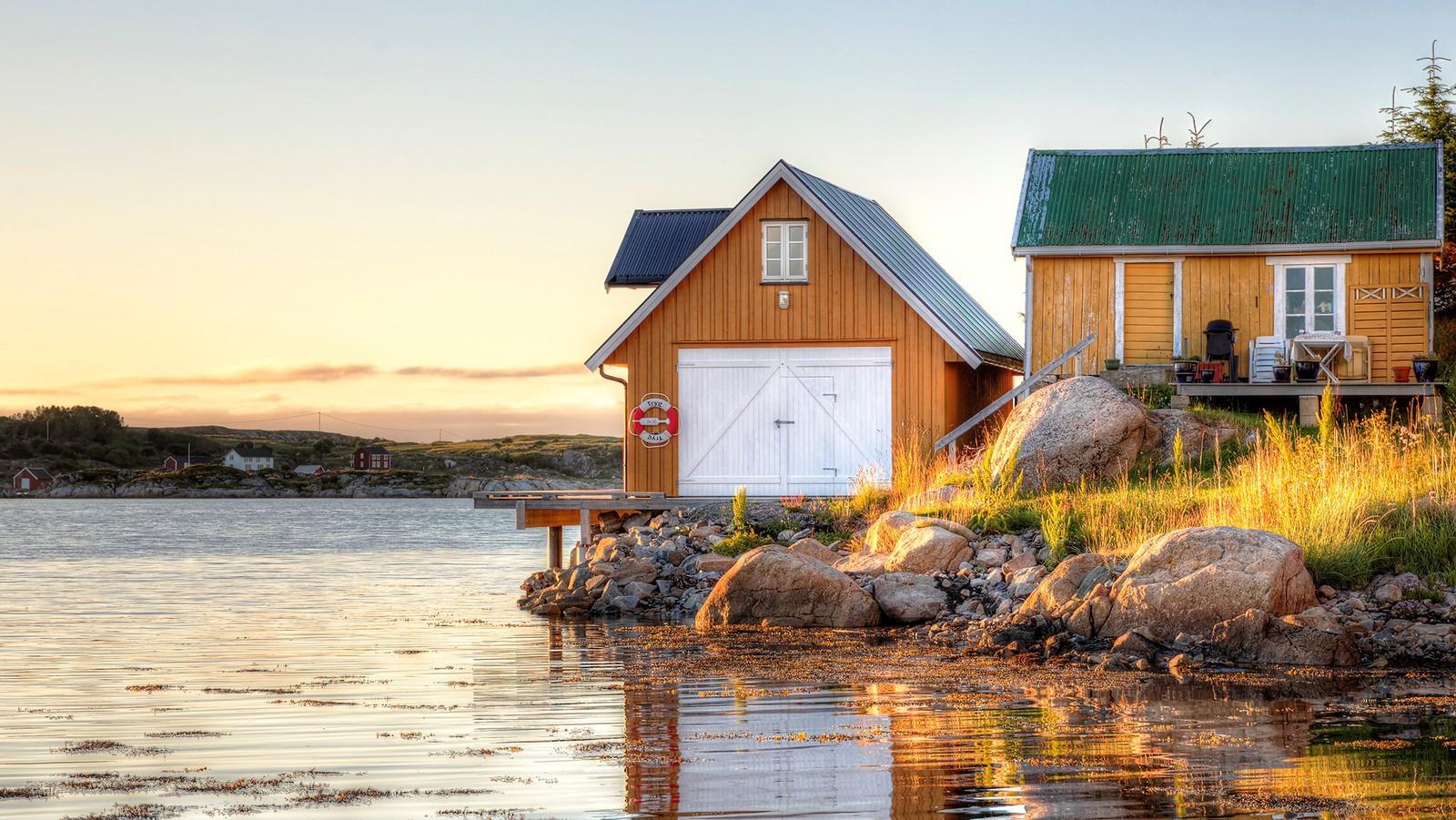 Berge - Svellingen på Frøya