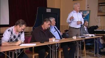 Panel folkemøte Skrolsvik