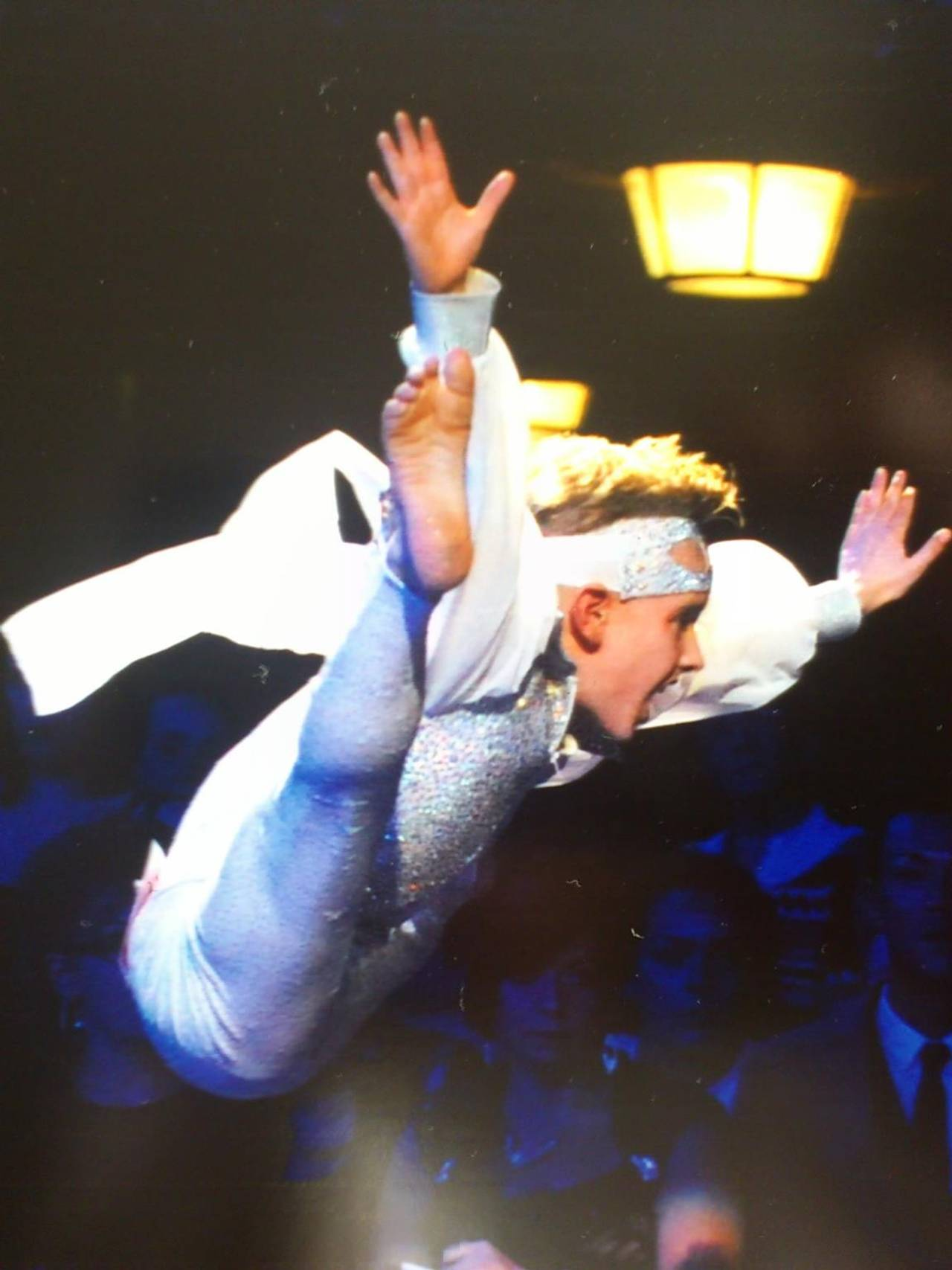 Disco Kid 2014 , slowfinale. danset i 10 måneder. 10 år