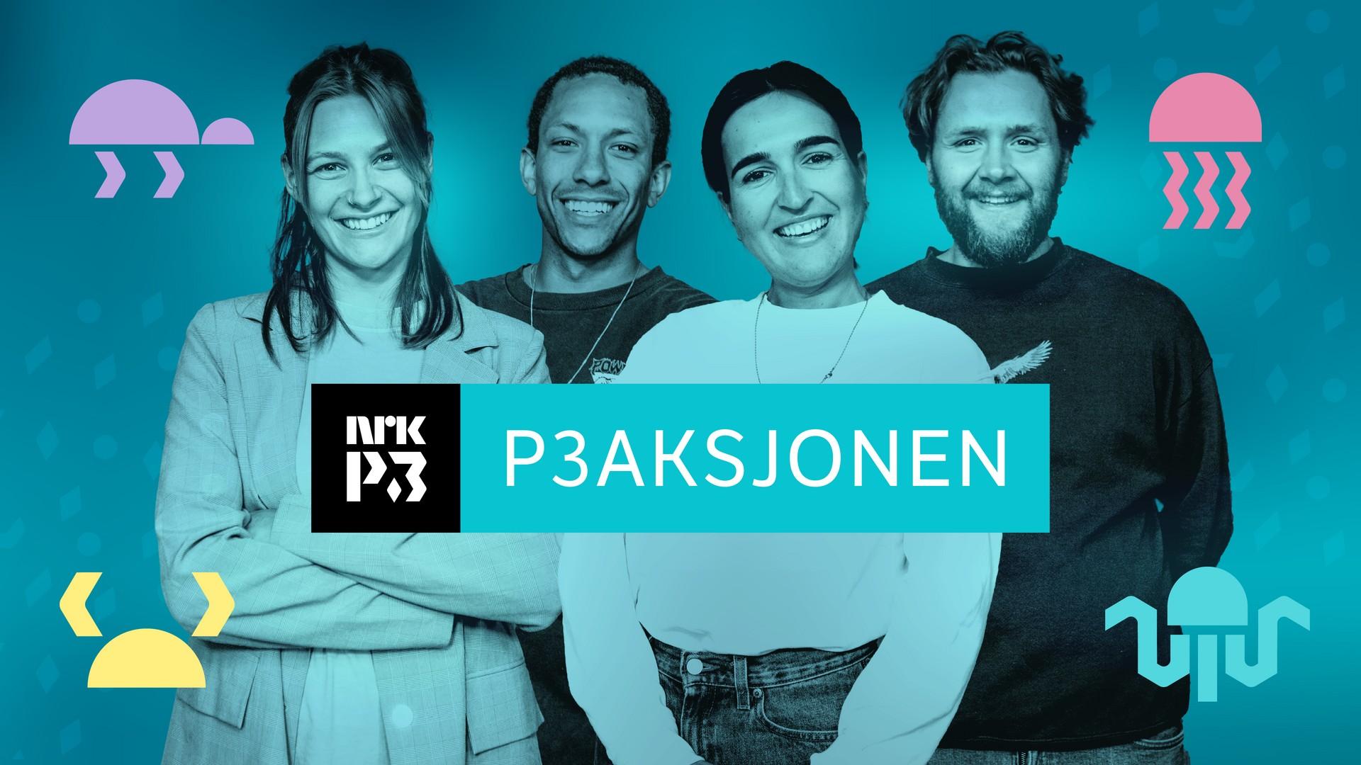Nrk Tv P3aksjonen Pa Tv P3aksjonen 2020