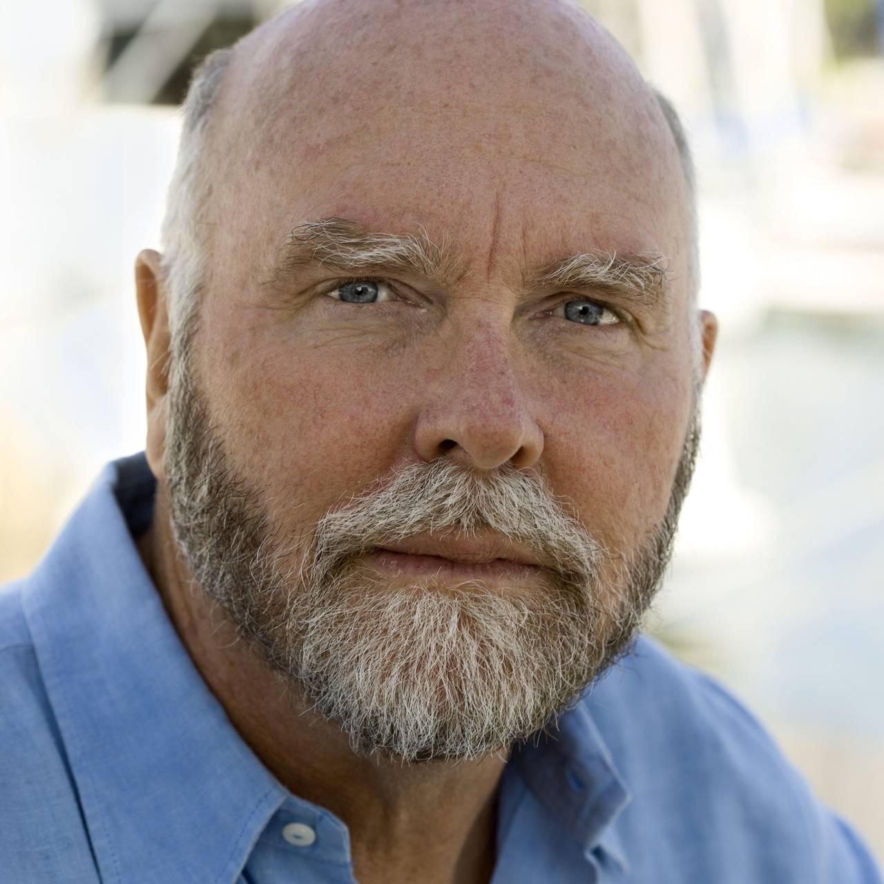 Biologen og forretningsmannen Craig Venter (Foto:AFP/EVAN HURD)