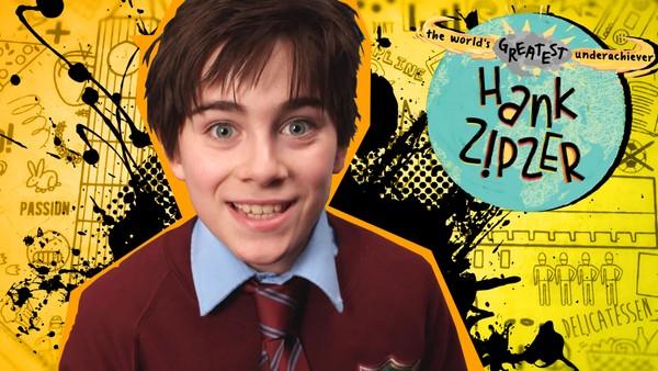 Hank Zipzer har dysleksi - noe som gjør at han kommer opp i de underligste situasjoner på skolen. Amerikansk humorserie.