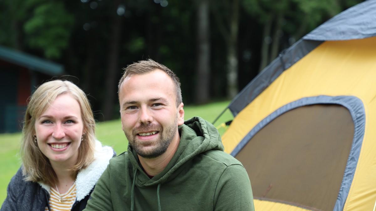 Sara Willgohs og Axel Johann Dahl