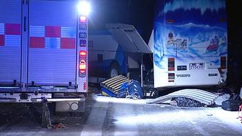 Dødsulykke på E8 i Lavangsdalen i Troms