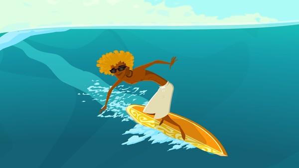 Bli med på bølgen!