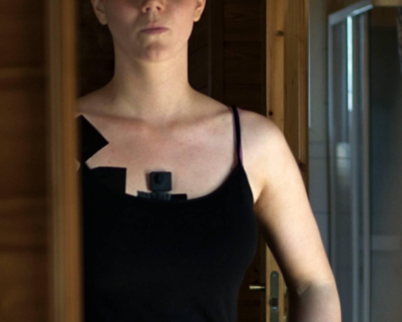Norun Haugen tar på skjult kamera