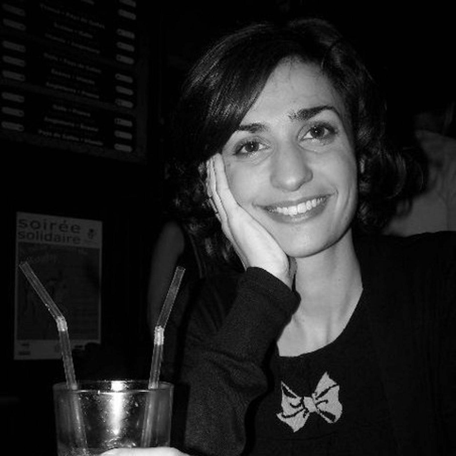 DREPT: Maud Serrault (37) var direktør for markedsføring hos hotellkjeden Best Western i Frankrike. Hun ble drept under konserten på Bataclan.