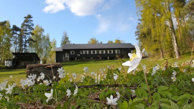 Kafebygget på Utøya