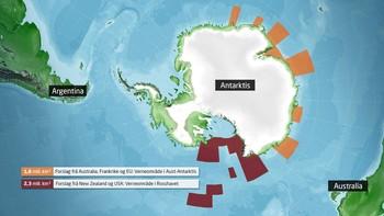 Forslag til verning av havområder