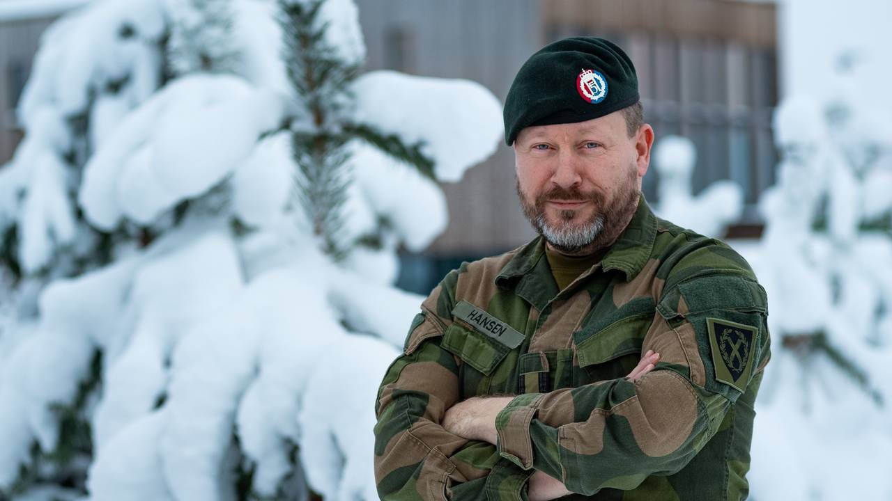 Thomas Norman Hansen, hovedverneombud i Hæren
