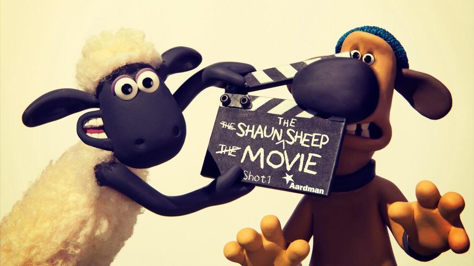 Sauen Shaun: Filmen