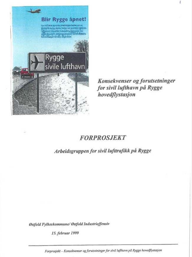 Rygge-rapport