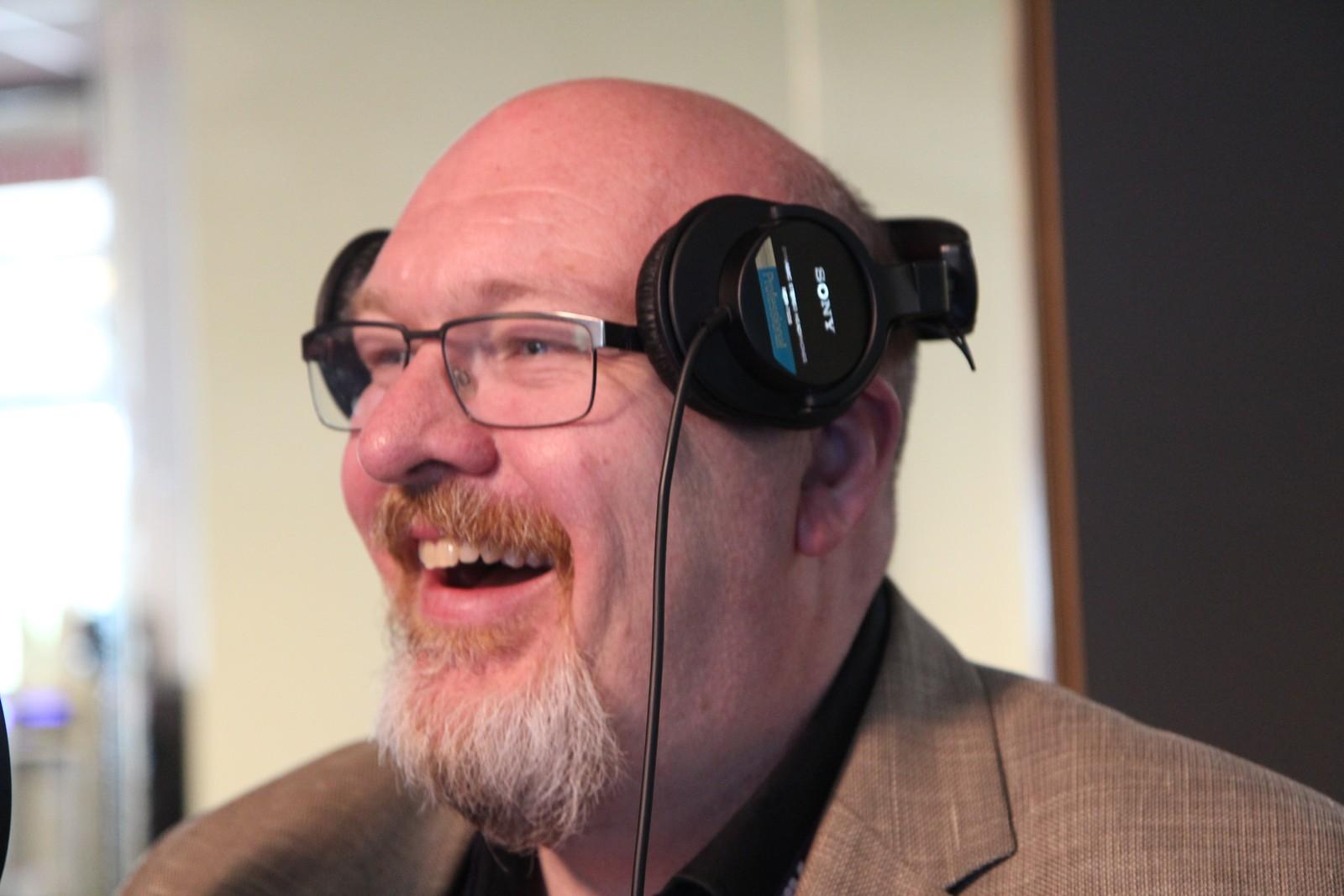 P1-sjef Jon Branæs.