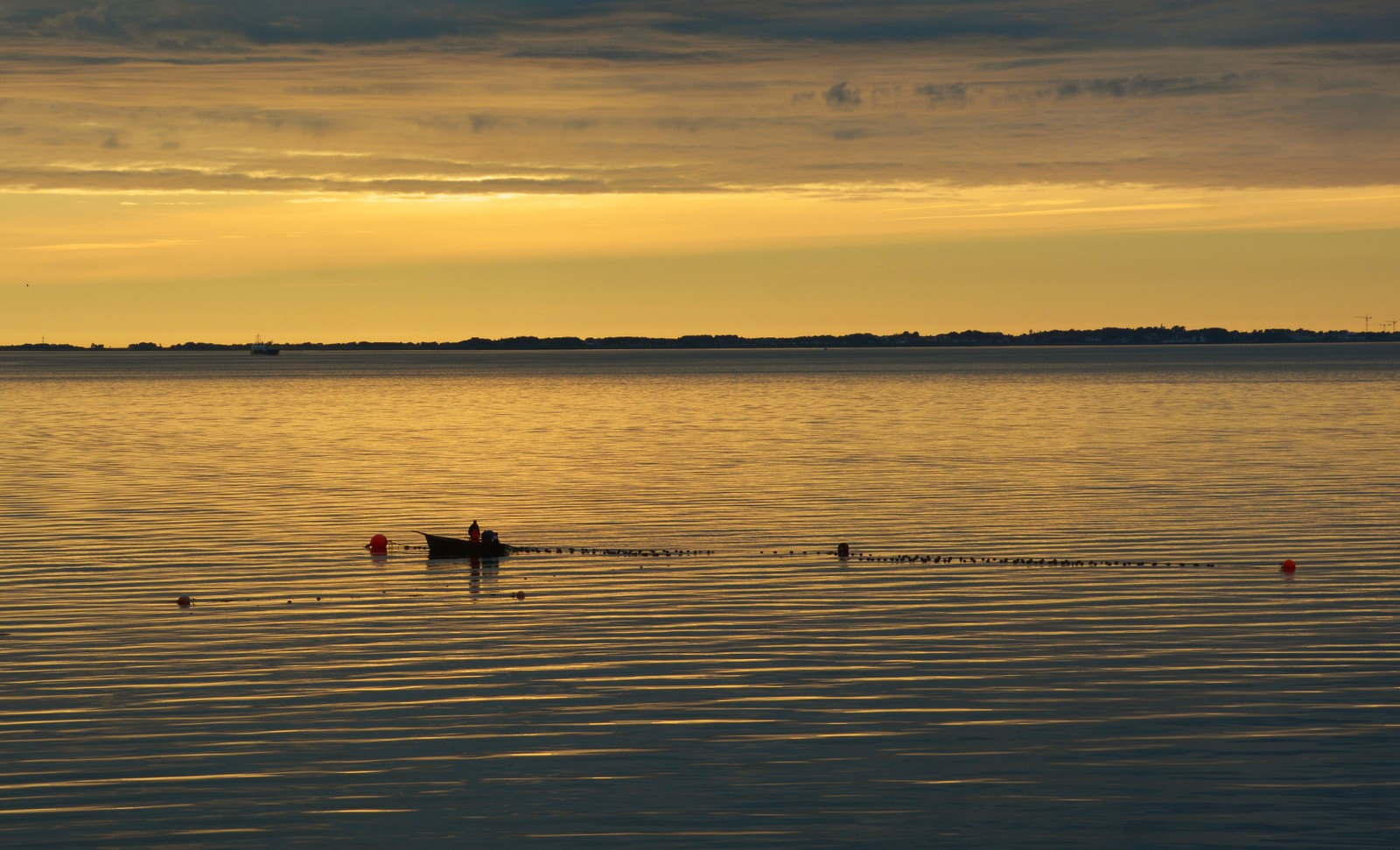 Siste dag i kilenotfisket