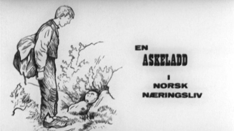 En askeladd i norsk næringsliv: Jens Ekornes